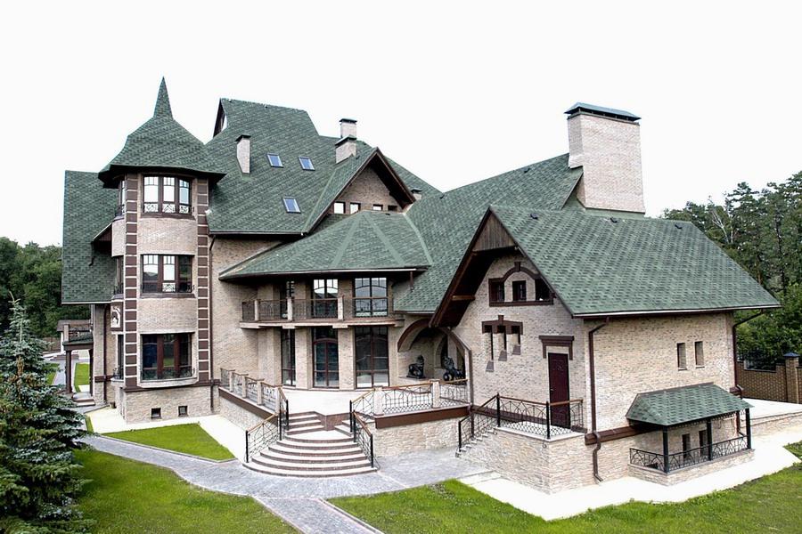 Загородные дома фото